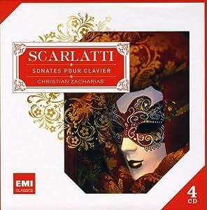 Scarlatti : Sonates pour clavier (Coffret 4 CD)