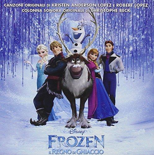 frozen cd Frozen:Il Regno di Ghiaccio