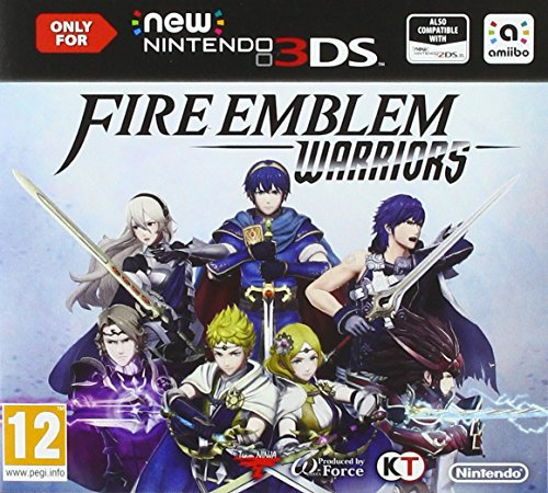 Fire Emblem Warriors - New 3DS 2DS Only - (Nintendo 3DS) [importación inglesa] (precio: 16,83€)