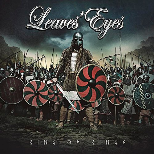Leaves' Eyes: King of Kings (Lim.2cd-Digibook+Bonustracks) (Audio CD)