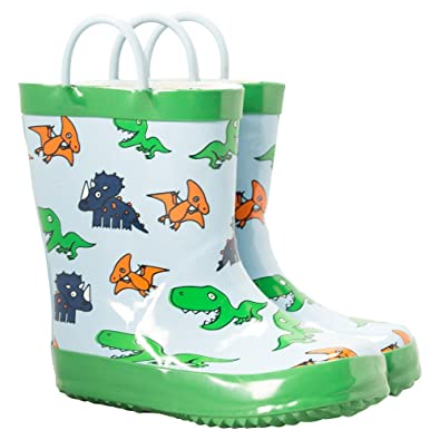 2acebdda08f2 Mountain Warehouse Junior Rubber Wellies  Amazon.co.uk  Shoes   Bags