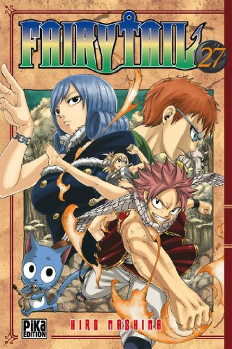 Fairy Tail Vol.27 par Hiro Mashima