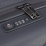 Travelite Durchläufer Koffer, 55 cm, 40 L, Anthrazit - 7