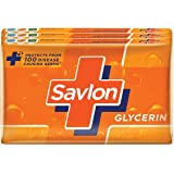 Savlon Soap - Glycerine, 375g Combo Pack