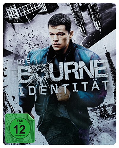 Die Bourne Identität - Steelbook [Blu-ray] [Limited Edition]