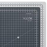 ARTEZA Tappetino da Taglio Autorigenerante, Base di Taglio Formato A1 (90x60 cm), Spessore 3mm, Sistema di Misura Professionale Millimetrato, Per Patchwork, Cucito Creativo, Scrapbooking, Decoupage