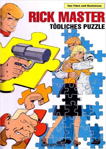 Rick Master 74: Tödliches Puzzle