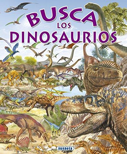 Busca Dinosaurios (Busca ...) por Susaeta Ediciones S A