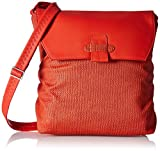 Baggit Women's Sling Bag (Tomato)