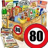 Geschenkset / 24x Allerlei / Geburtstag 80 / Ostalgie Geschenkset Oma