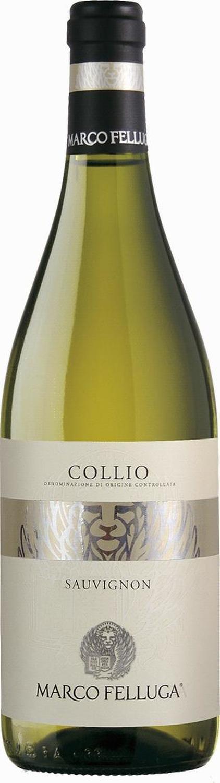 Sauvignon Blanc - 2015 - 6 x 0,75 lt. - Marco Felluga
