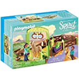 Playmobil - Apo et Chica Linda avec Box - 9479