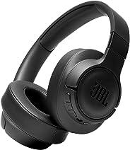 JBL JBLT750BTNCBLK JBL Wireless Over Ear Headphones with active Noise Cancellation- Black - (Pack of1)