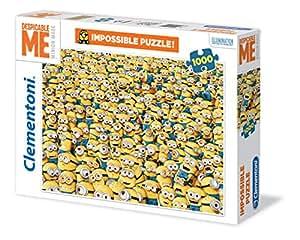 Clementoni 31450.8 – Puzzle Minions Impossible, 1000 Teile