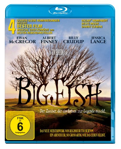 Big Fish [Blu-ray] - Big Fish Film