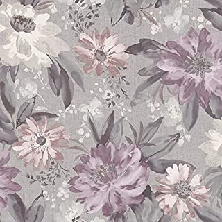 Arthouse 676106 Wallpaper/Wallcoverings, Heather, One Size