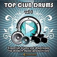 Top Club Drums Vol 1 - Drum Samples und Drum Loops, 2888 Moderne DrumsWAV Files DVD non BOX