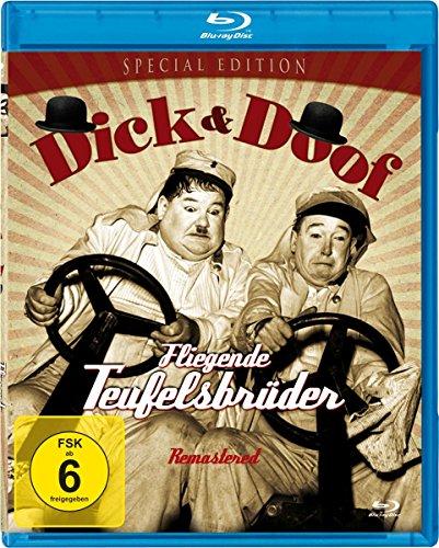 Dick & Doof - Fliegende Teufelsbrüder [Blu-ray]