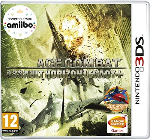 Ace Combat Assault Horizon Legacy+ (Nintendo 3DS) - [Edizione: Regno Unito]
