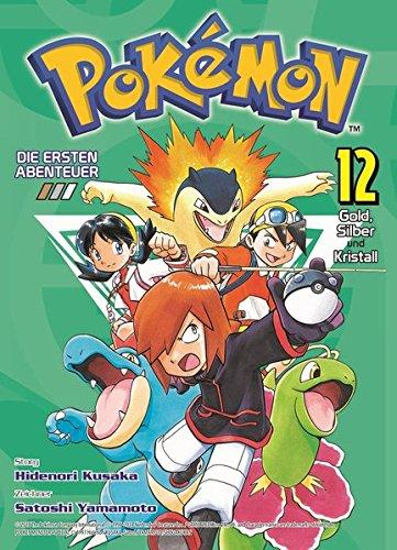 Pokémon - Die ersten Abenteuer: Bd. 12: Gold, Silber und Kristall