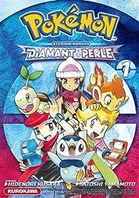 Pokémon - La Grande Aventure : Diamant et Perle, tome 1 par Hidenori Kusaka