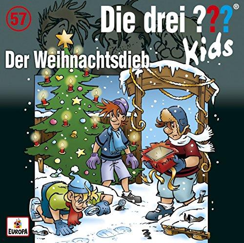 Die drei ??? Kids (57) Der Weihnachtsdieb - Europa 2013 / 2017