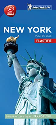 Plan New York Plastifié Michelin