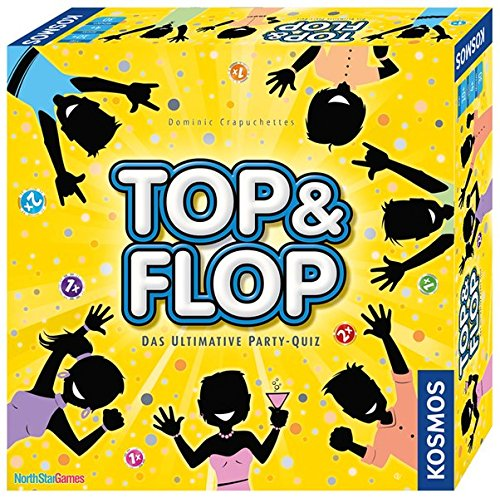 Kosmos 692452 - Top und Flop, Das ultimative Partyquiz - 7 Top-up