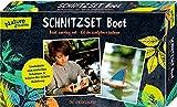 Spiegelburg 13885 Schnitzset Boot Nature Zoom -