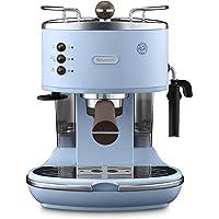De'Longhi Icona Vintage ECOV311.AZ Macchina da Caffè Espresso Manuale e Cappuccino, Caffè in Polvere o in Cialde E.S.E…