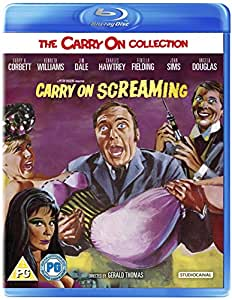 Carry on Screaming [Blu-ray] [1966]