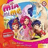 Mia and me - Das Rätsel der vier Ringe - Das Original-Hörspiel zur TV-Serie, Folge 18 (Staffel 2)