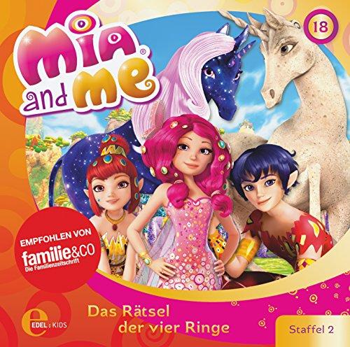 Mio-ring (Mia and me - Das Rätsel der vier Ringe - Das Original-Hörspiel zur TV-Serie, Folge 18 (Staffel 2))