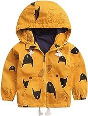 erthome Baby Jungen Mädchen Hoodie Winter Warm Mantel Baby Jacke DickeKleidung