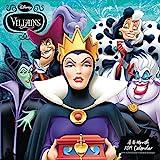 Disney Villains Wall Calendar (2019)