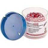 Keukengaren keukendraad rood/wit in dispenserbox met afsnijder koorddoos