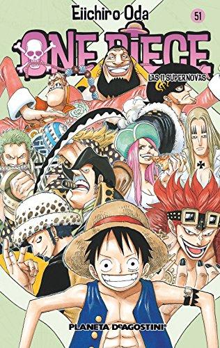 One Piece nº 51: Las 11 Supernovas por Eiichiro Oda
