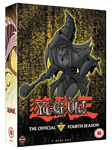 Yu-Gi-Oh! Season 4 [Edizione: Regno Unito] [Import anglais]