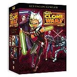 Cofanetto Edizione Italiana contenente le cinque stagioni di Star Wars - The Clone Wars