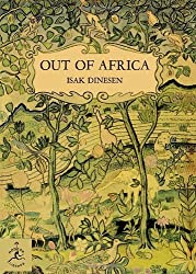 Out of Africa (Modern Library 100 Best Nonfiction Books) by Isak Dinesen (1992-09-05)