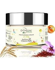 Donum Baby's Glowing Skin Deep Moisturizing Cream with Saffon Vitamin F Oatmeal Chemical