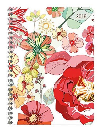 Ladytimer Ringbuch Blossoms 2018