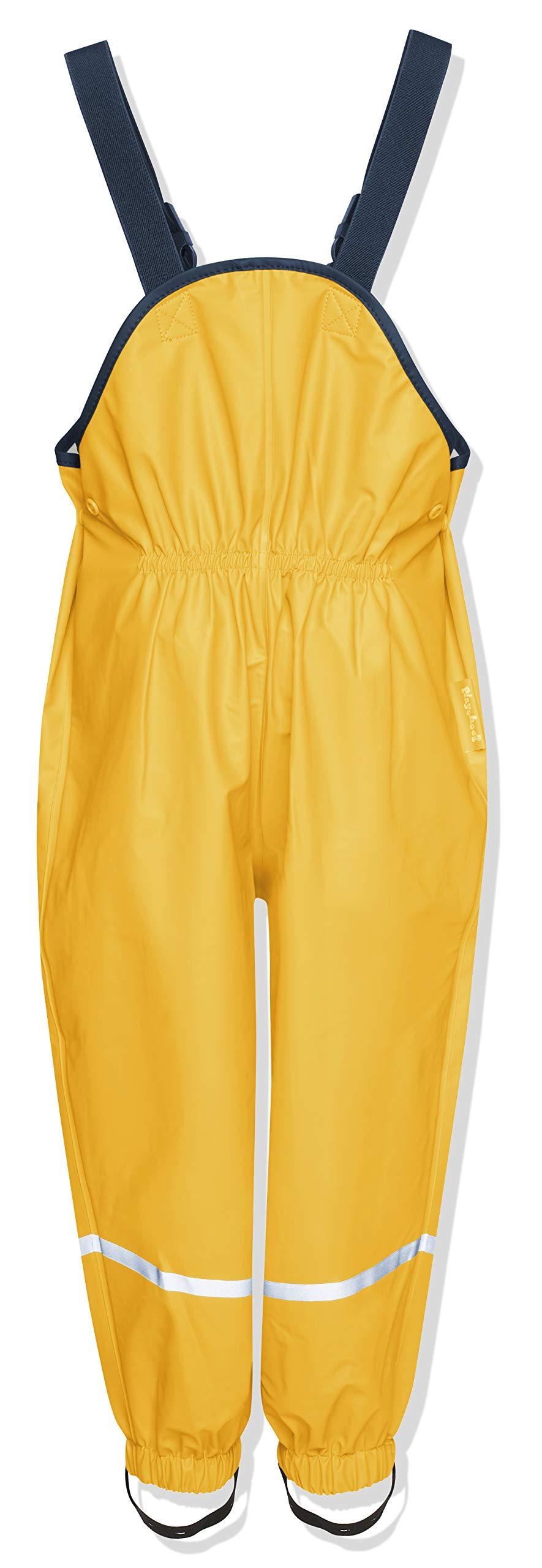Playshoes Regenlatzhose Pantalón Impermeable para Niños 2