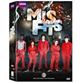 Misfits 1º Temporada -3dvd-