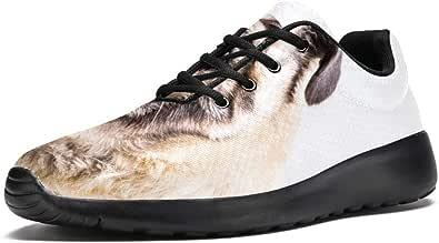 Lorvies Cane Carlin Scarpe Sportive Uomo Sneakers Casual Scarpe Uomo