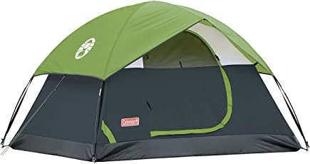 Coleman Sundome 3 Person Dome Tent, Large 600mm