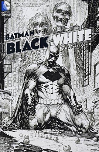Batman. Black And White - Volume 4