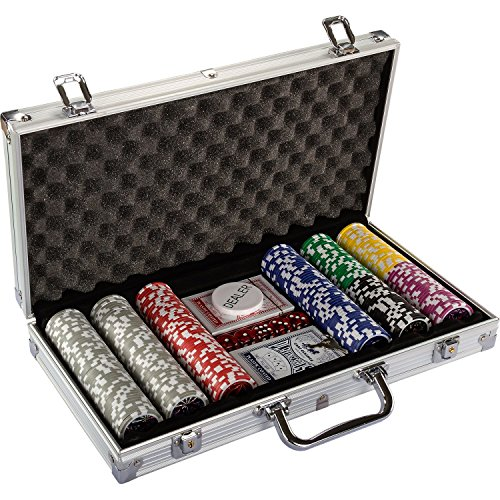 Maxstore Ultimate Pokerset mit 300 hoch...