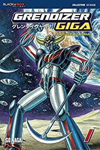 Grendizer Giga Edition simple Tome 1