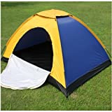 #6: NEW PORTABLE 2 PERSON ALUMINUM ROD OUTDOOR CAMPING TENT WATERPROOF